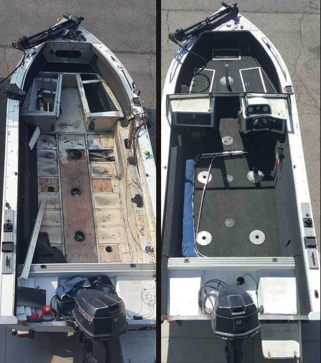 Boat Repair   McDowells Specialty