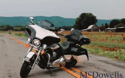 Motorcycle Mayhem: Fall Maintenance and Repairs
