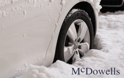 Winterize Your Car Before It's Too Late