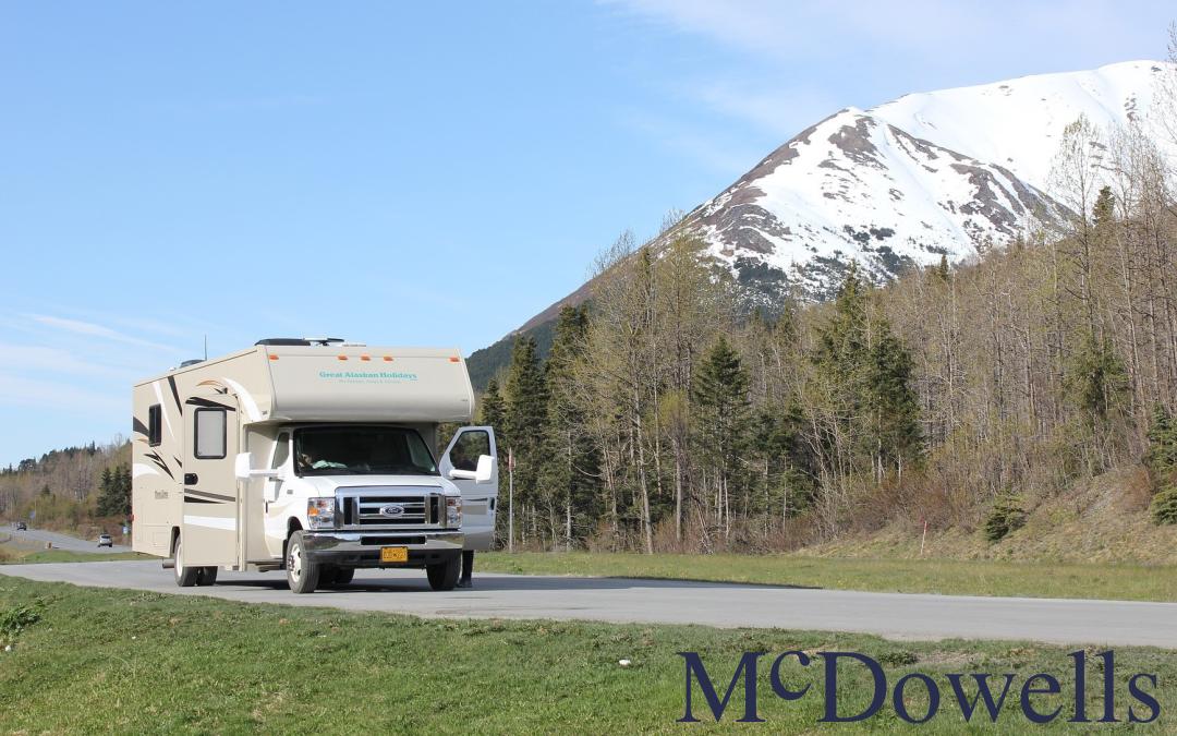 RV Winter Camping Guide
